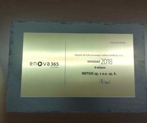 Initius nagrodzony podczas konferencji partnerów Soneta w Szczyrku!